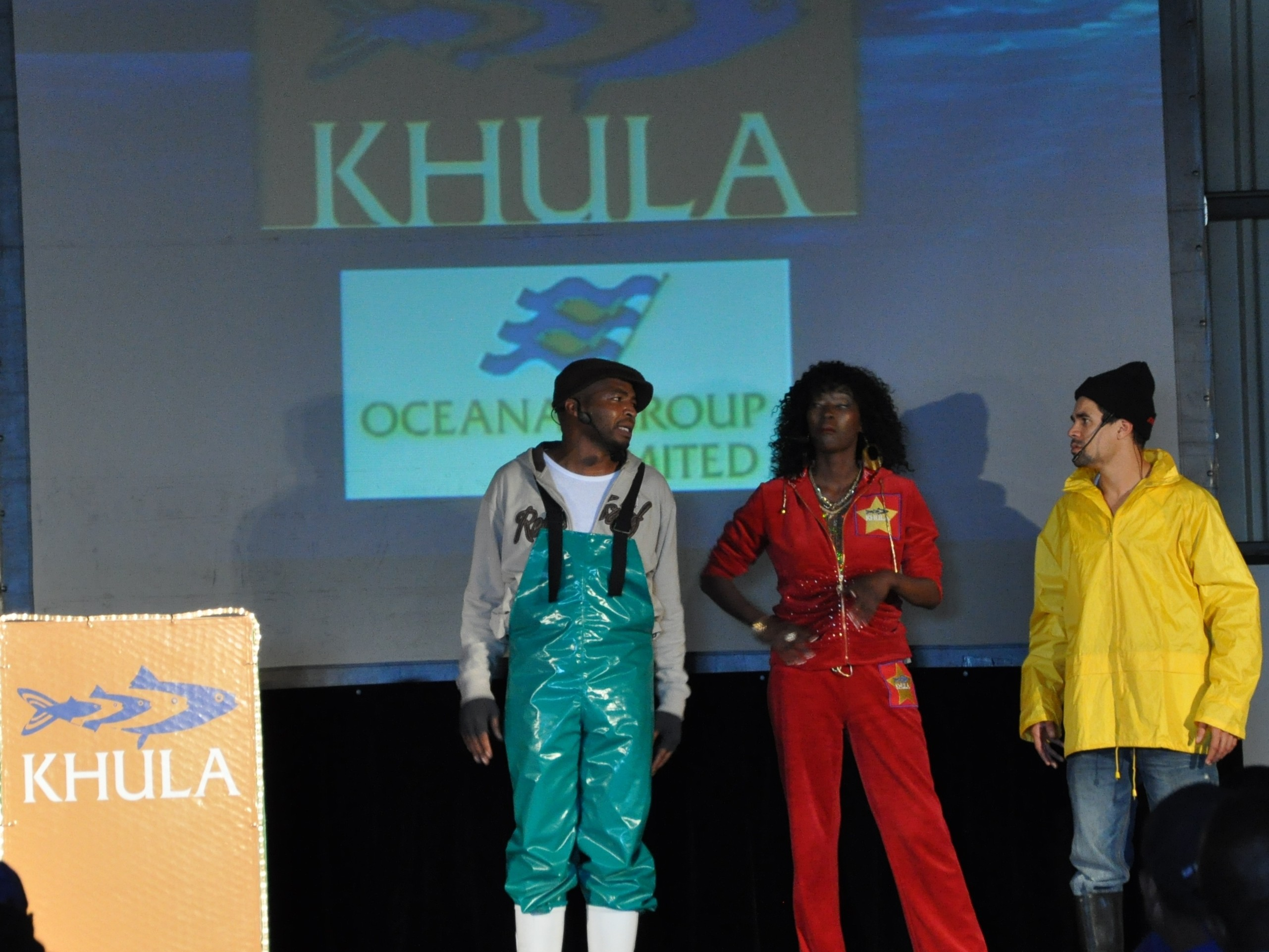 Show Works Khula Trust Industrial Theatre Road Show