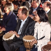 Interactive-drumming-at-WEH-Congress