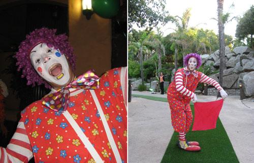 Showworks-Spar-50th-Birthday Clown