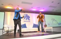 Chat-show-style-presentation-at-Mnet-2013-CEO-Address-and-Adsales-Event-1