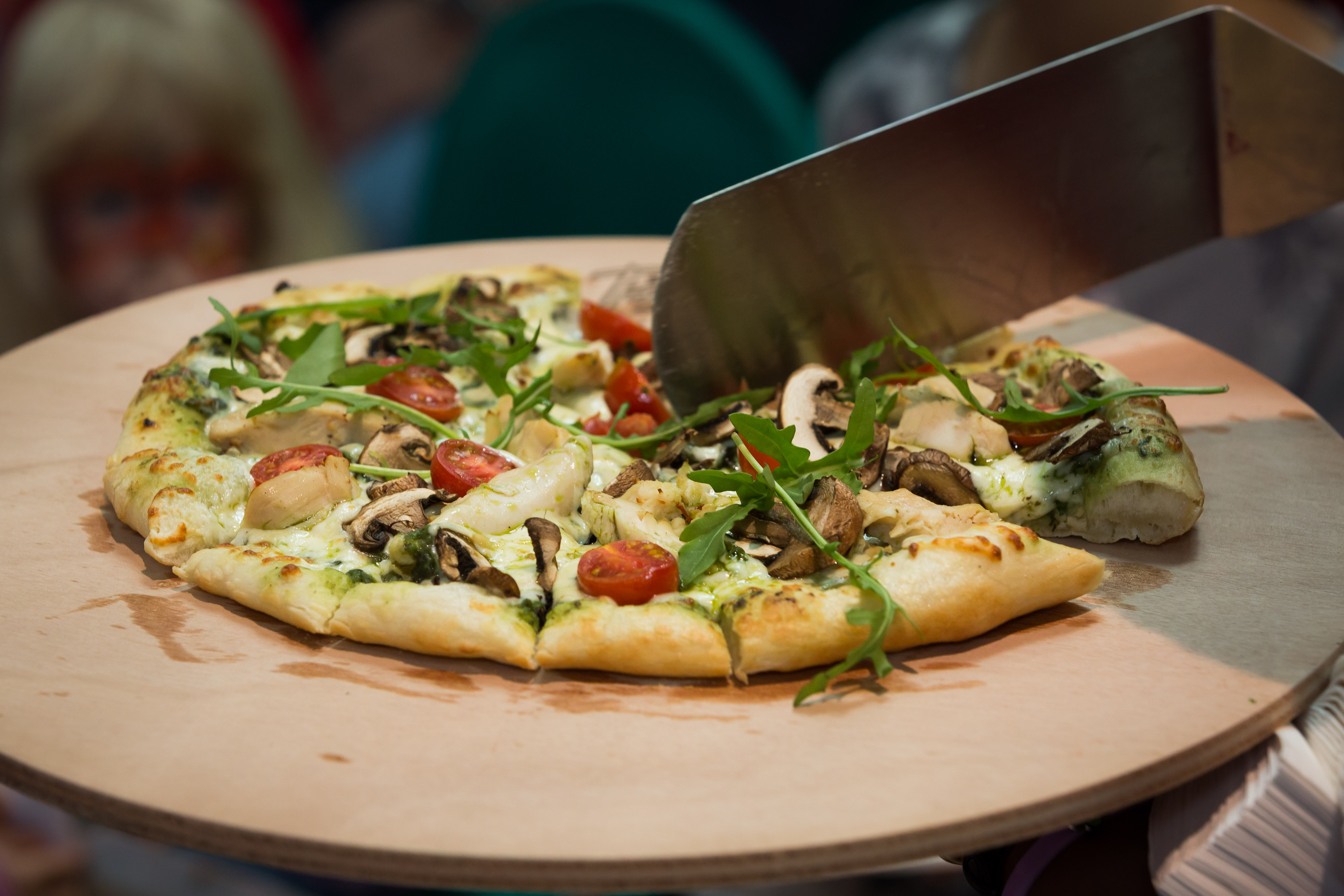 Panarottis Master Pizza Challenge