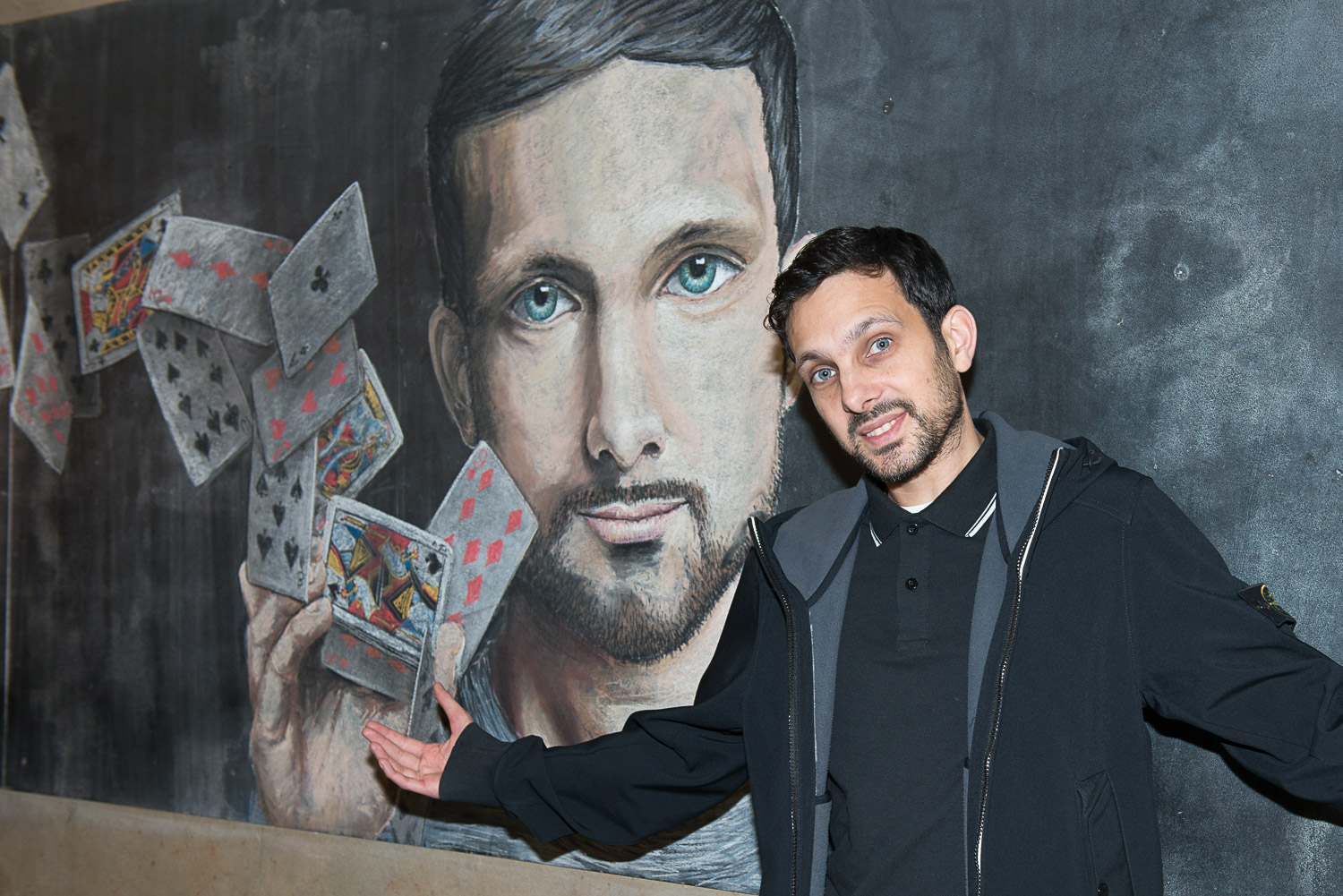 Dynamo Meet & Greet for Discovery Networks