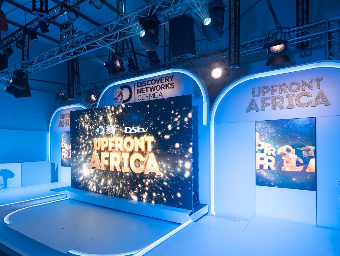 Discovery Networks Upfront Africa 2015