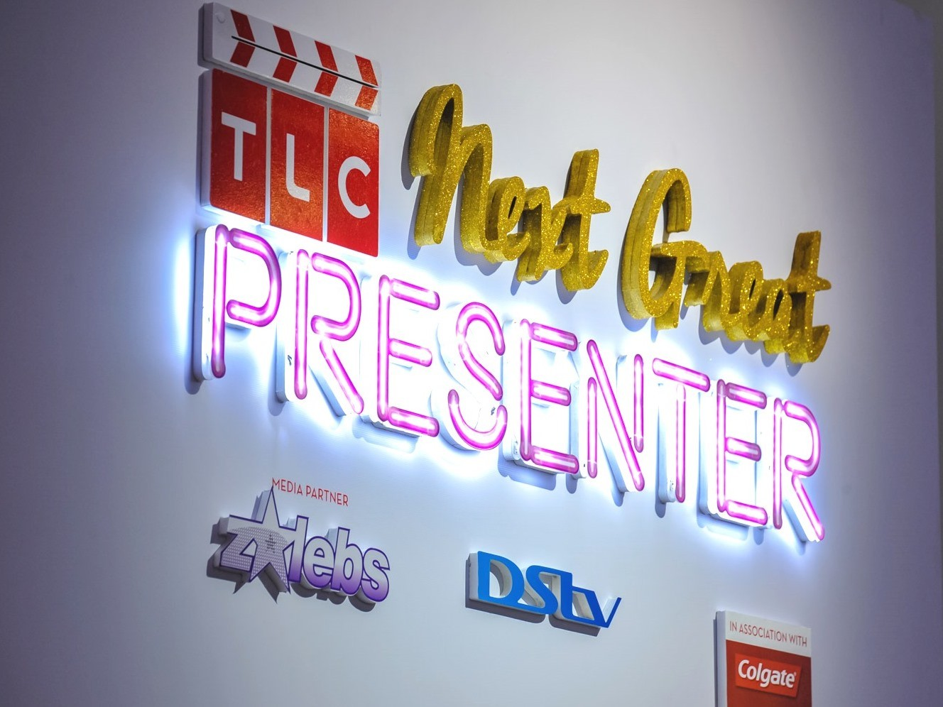 TLC Next Great Presenter Campaign 2016