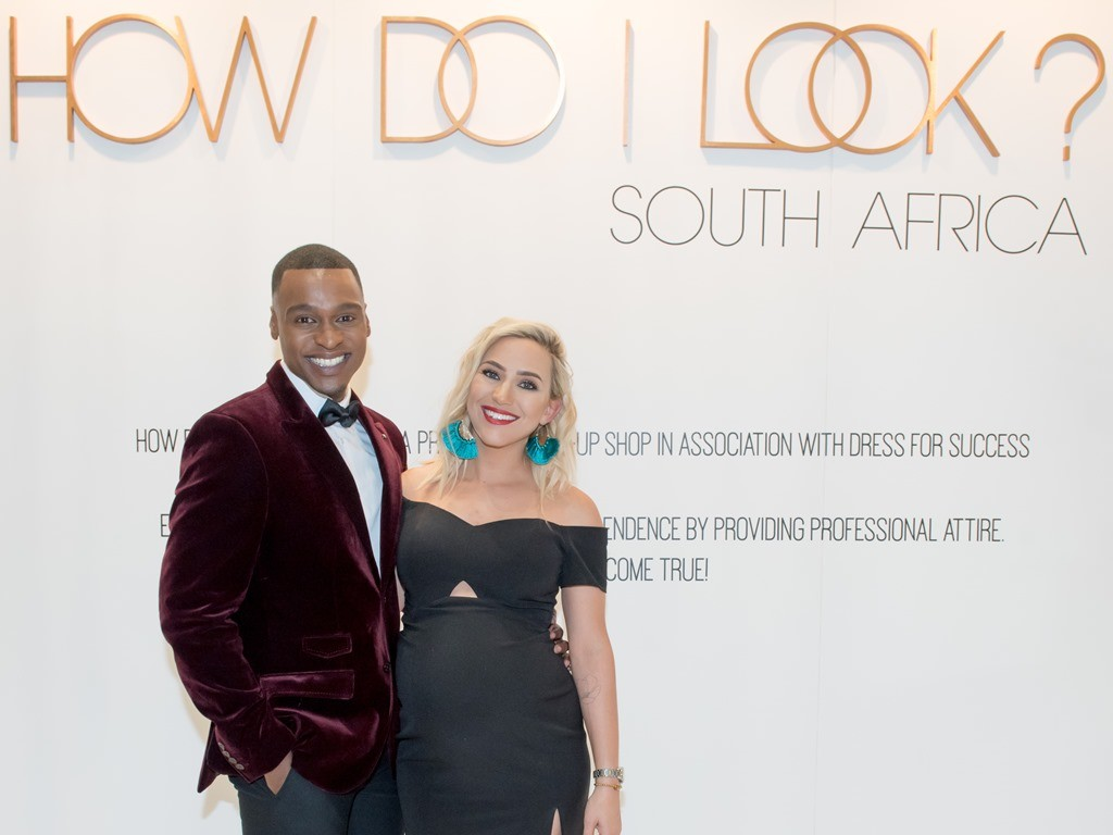 E! Entertainment 'How Do I Look? South Africa' launch campaign 2017