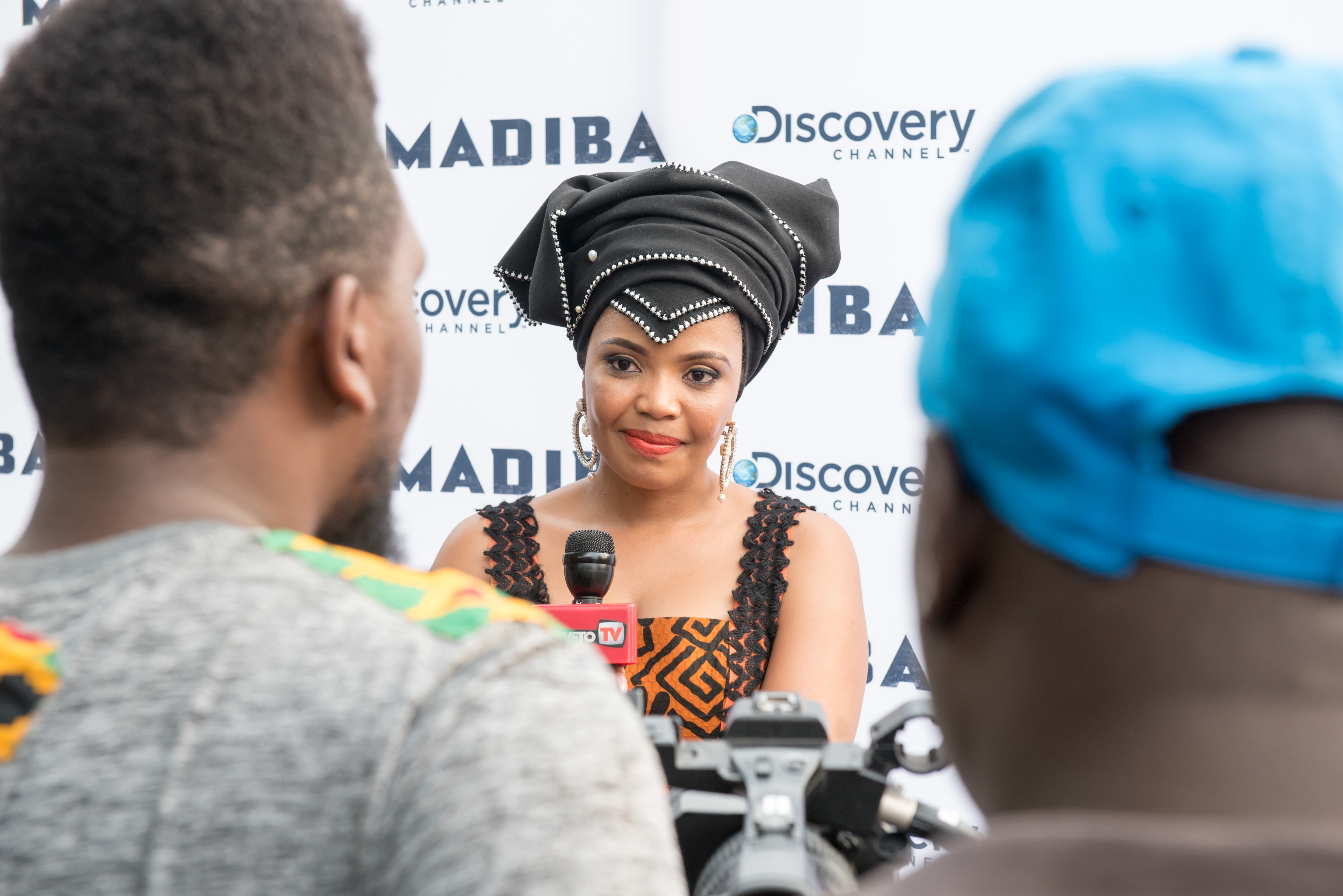 discovery channel 39 s madiba series launch event 2017 show works. Black Bedroom Furniture Sets. Home Design Ideas