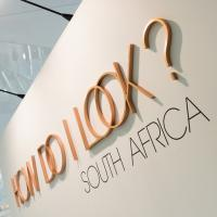 How Do I Look South Africa Launch Logo