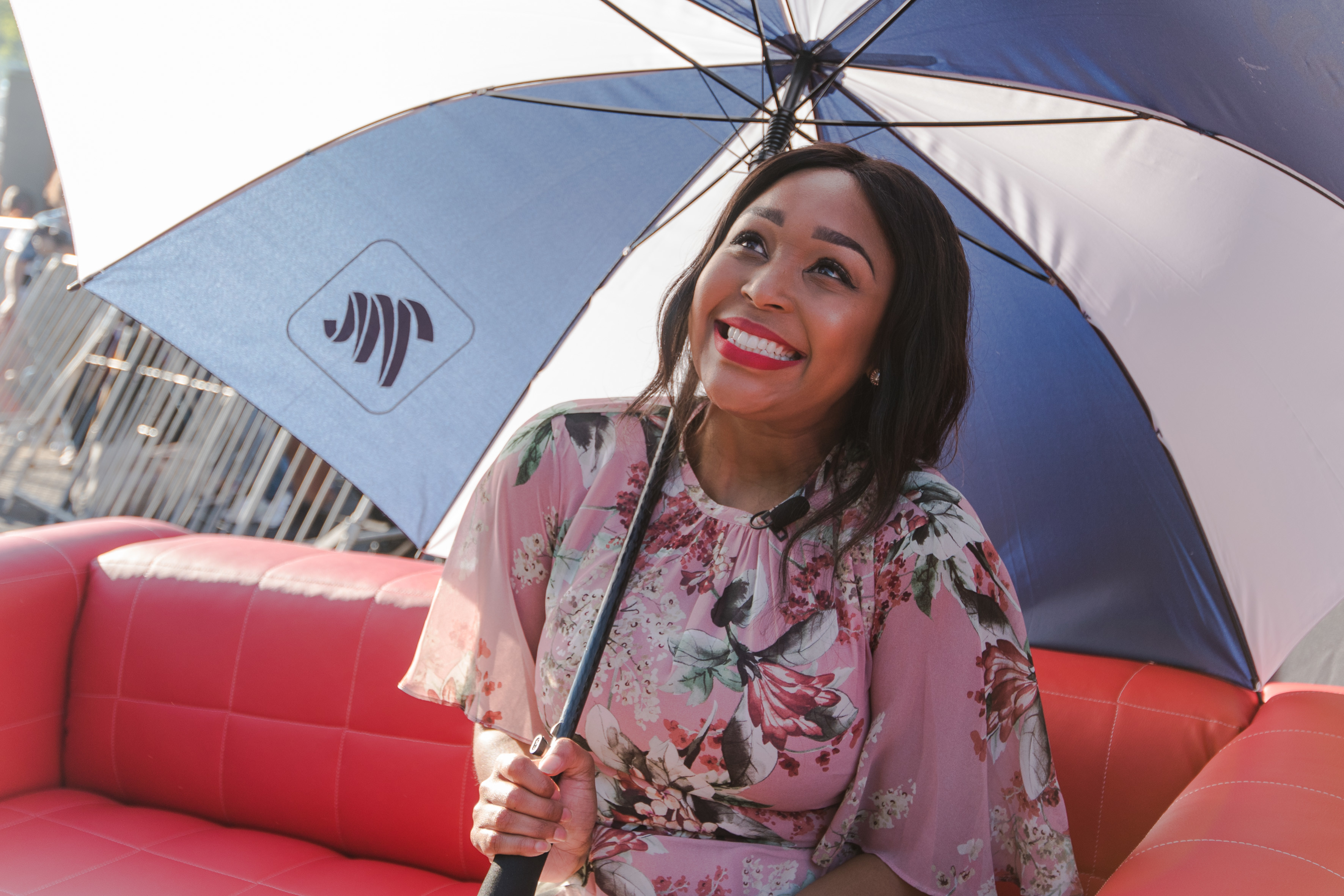 Celebrities at Cape Town Carnival 2018