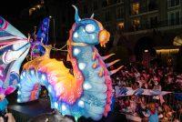 Sea Creature At The Cape Town Carnival 2018