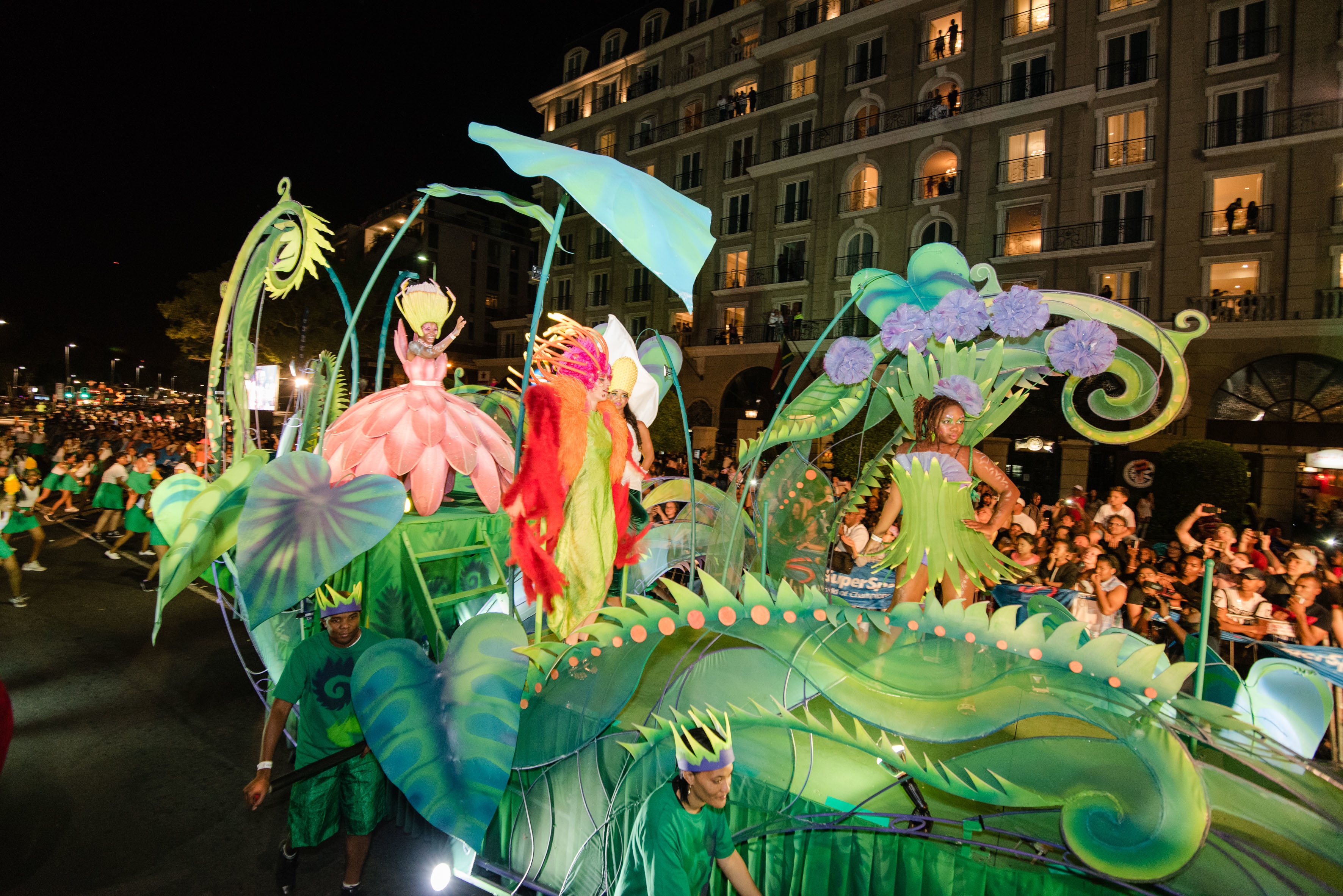 Cape Town Carnival themes