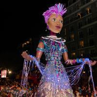 Cape Town Carnival 2018 Mannequin