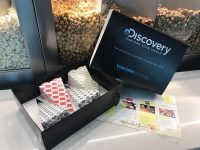 Gourmet Popcorn By Maverick & Jane At The Discovery And Viacom Networks Campaign