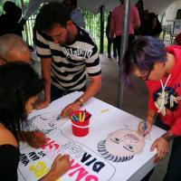 Show Off Your Talent In Art At The Discovery And Viacom Campaign 2018