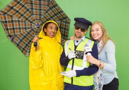 Mediamark Ambush Marketing Stunt In Cape Town
