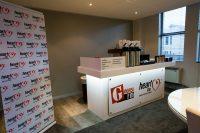 Coffee Station At The Mediamark Marketing Stunt 2018