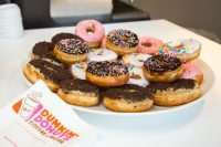 Dunkin Donuts For Our Lucky Voucher Winners