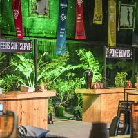 Food Stands At The Survivor SA: Philippines S6 Finale Screening