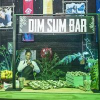The Dim Sum Bar At The Screening Of The Survivor SA: Philippines Finale In Cape Town