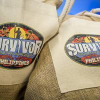 M-Net Survivor Philippines Finale Decor