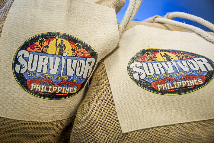 M-Net Survivor Philippines Finale Decor