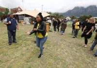 Egg And Spoon Race At The British American Tobacco Year-end Function