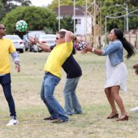 Fun And Games At The British American Tobacco Year-end Function