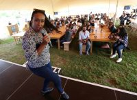 The Entertainment Continues At The British American Tobacco Year-end Function