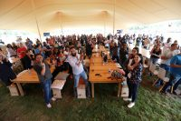 British American Tobacco Employees At Their Year-end Function