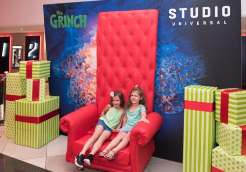 The Grinch Movie Screening