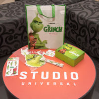 The Grinch Movie Screening Goodies At Monte Casino