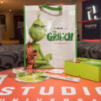 The Grinch Movie Screening At Monte Casino