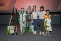 Attendees Of The Grinch Movie Screening At Monte