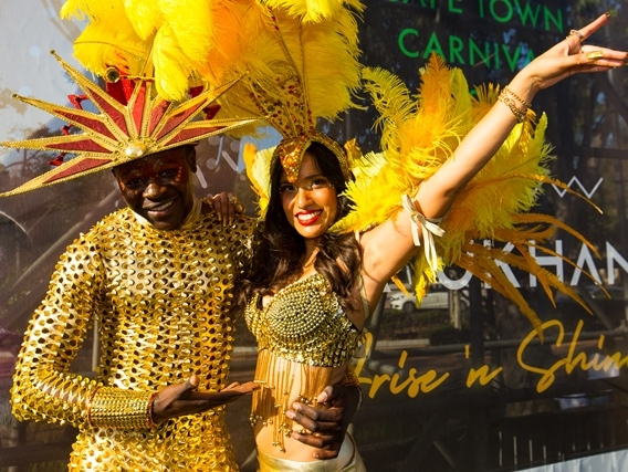 Multichoice at Cape Town Carnival 2019