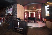 E! Entertainment 15 Birthday Bash Selfie Booth Setup