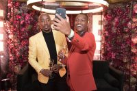E! Entertainment 15 Birthday Bash Selfie Booth In Use