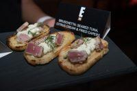 Bruschetta At The E! Entertainment 15 Birthday Event