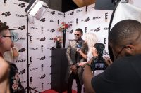 Interview On The Red Carpet At The E! Entertainment 15 Birthday Bash