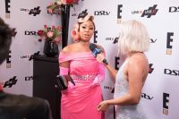 Interviews With Celebs At The E! Entertainment 15 Birthday Event