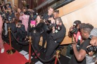 Photographers Snapping Pics At The E! Entertainment 15 Birthday Bash