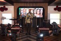 Presenting At The E! Entertainment 15 Year Birthday Celebration