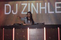 DJ Zinhle At The E! Entertainment 15 Year Birthday Bash