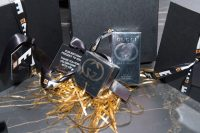 Gucci Perfume At The E! Entertainment 15th Birthday Event