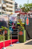 Multichoice Hospitality Stand At Cape Town Carnival