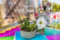 Table Decor At Cape Town Carnival 2019
