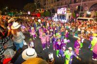Cape Town Carnival 2019 In Procession